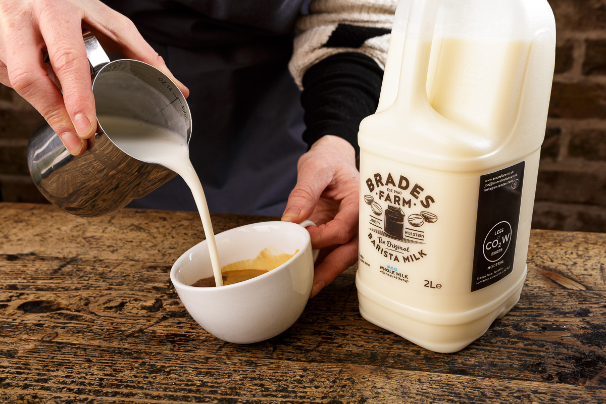 CLIMATE-FRIENDLY MILK NOW AVAILABLE TO BRITISH CONSUMERS
