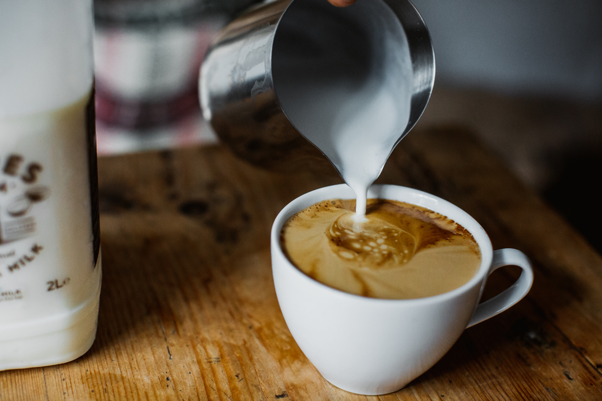 Farmers Are Making Bespoke Milk for Coffee